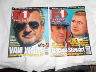 Autoboeken en Autotijdschriften F 1 Racing 1999