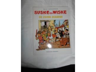 Suske en Wiske – De zeven schaken
