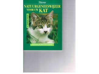 Natuurgeneeswijzer voor uw kat – Dr. B. Rakow