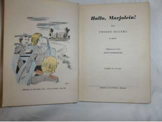 Romans Freddy Hagers – Hallo Marjolein!