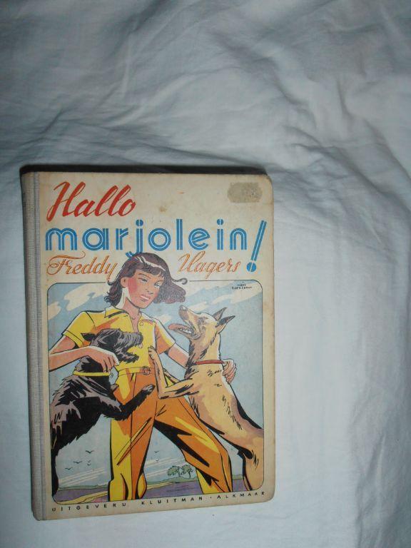 Freddy Hagers – Hallo Marjolein!