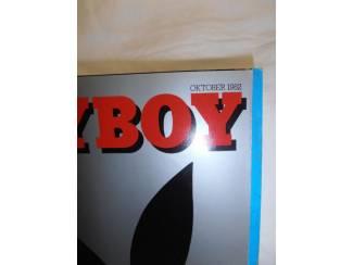 Erotische magazines Playboy NL oktober 1982