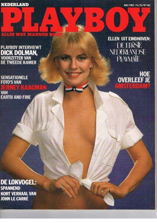 Playboy NL nr. 1 1983