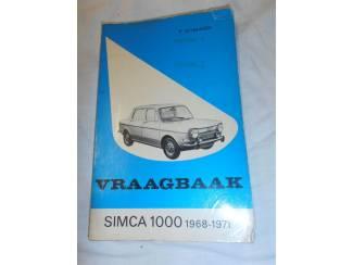 Simca 1000 vanaf 1968 - P. Olyslager