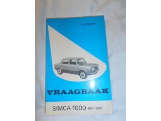 Simca 1000 vanaf 1971 - P. Olyslager