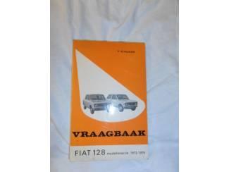 Instructieboekje Fiat 128 door P. Olyslager