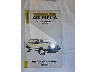 Instructieboekje VW Golf/Jetta '86-'91 door P.H. Olving