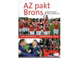 AZ pakt Brons – seizoen 2014 – 2015