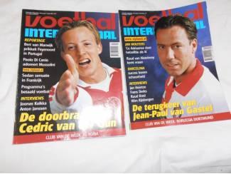Collectie Voetbal International 2001 (doos 80)