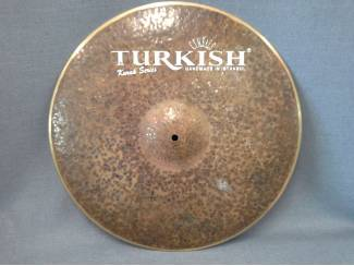 "Turkish Kurak 20"" Ride bekken"