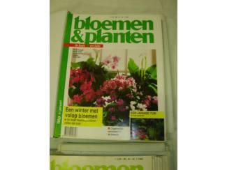 Tijdschriften Collectie Bloemen en Planten  serie 1 (doos 45)