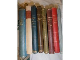 Sherlock Holmes e.a. (antiquarisch) in de Zweedse taal  (doos 9).