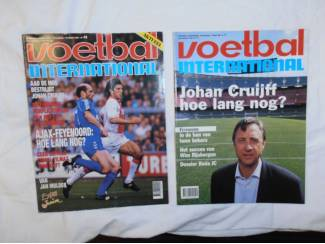 Johan Cruijff – interviews en besprekingen nr. 5