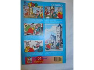 Stripboeken Collectie Bobo (doos 107)