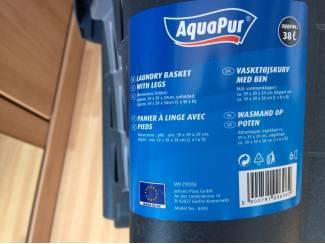 Overige Huis en Inrichting Wasmand op poten van  Aquapur