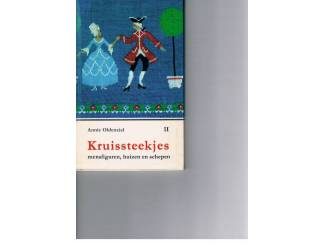 Annie Oldenziel – Kruissteekjes 2.