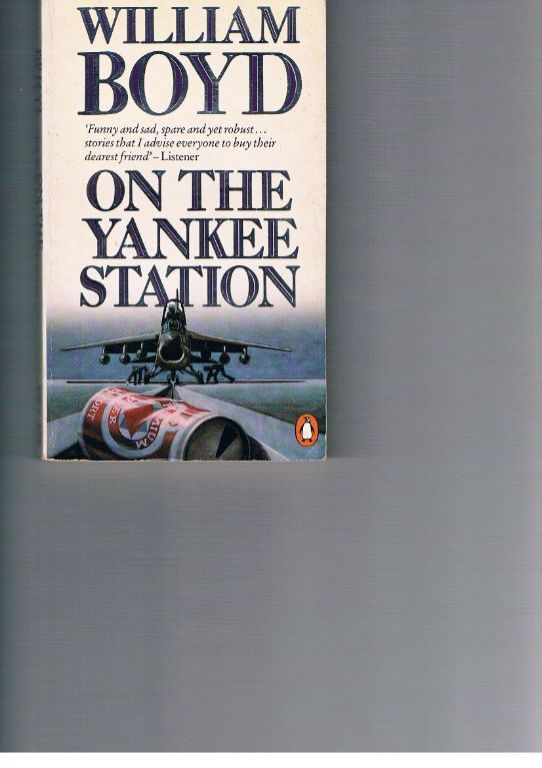 William Boyd – On the Yankee Station