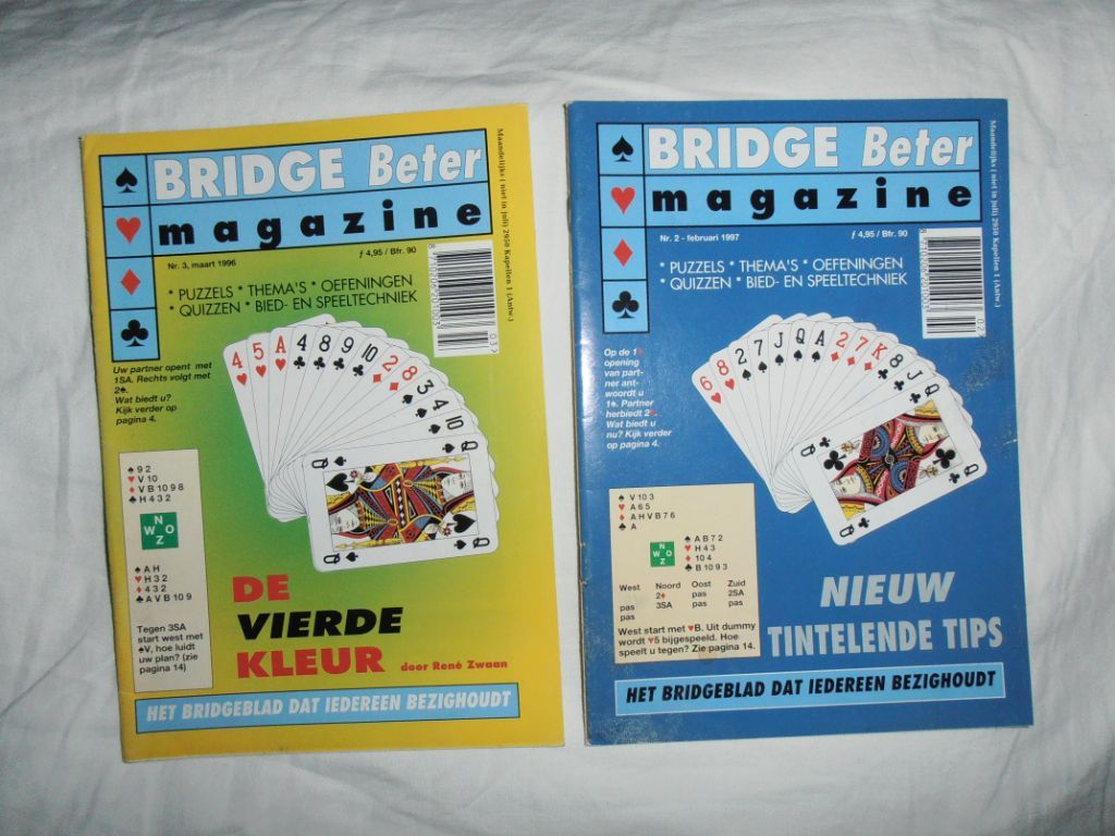 Bridge Beter Magazine