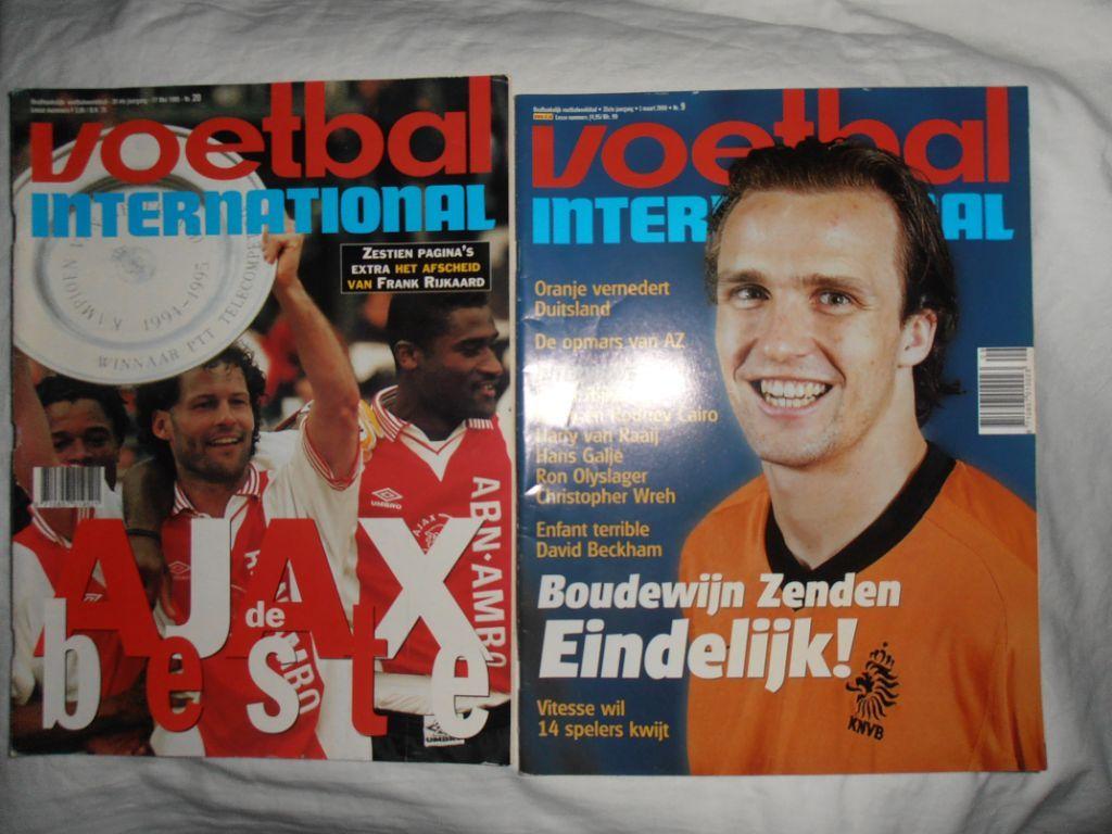 Frank Rijkaard – interviews en besprekingen