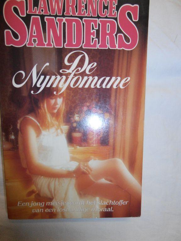 De Nymfomane – Lawrence Sanders