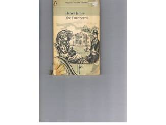 Henry James – The Europeans.