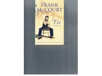 Frank McCourt – 'Tis a memoir.