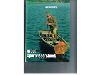 Groot Sportvissersboek – Jan Schreiner