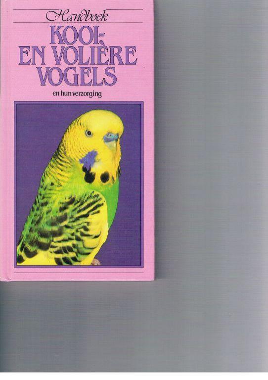 Handboek kooi- en volière vogels – David Alderton