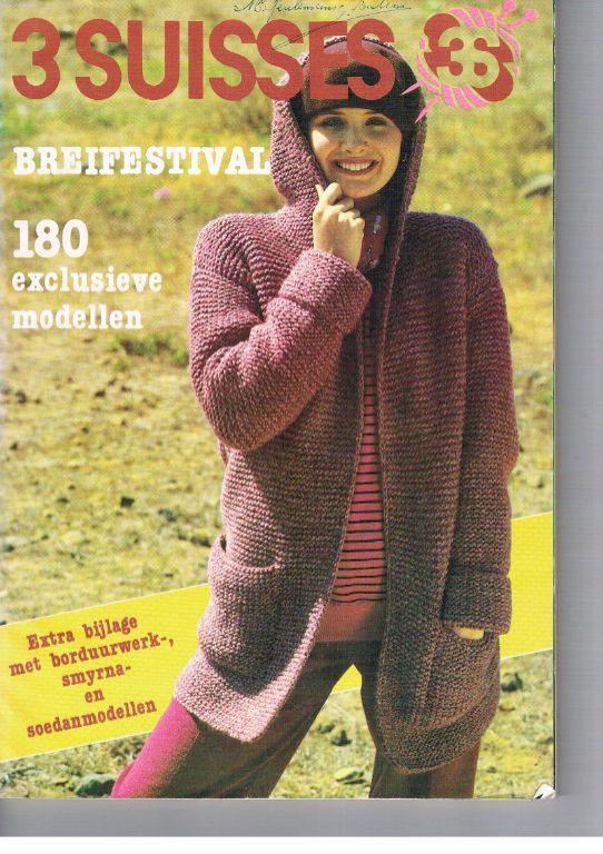 3 Suisses Breifestival 80/81 180 modellen