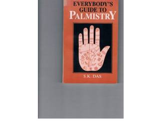 Everybody's guide to palmistry – S.K. Das