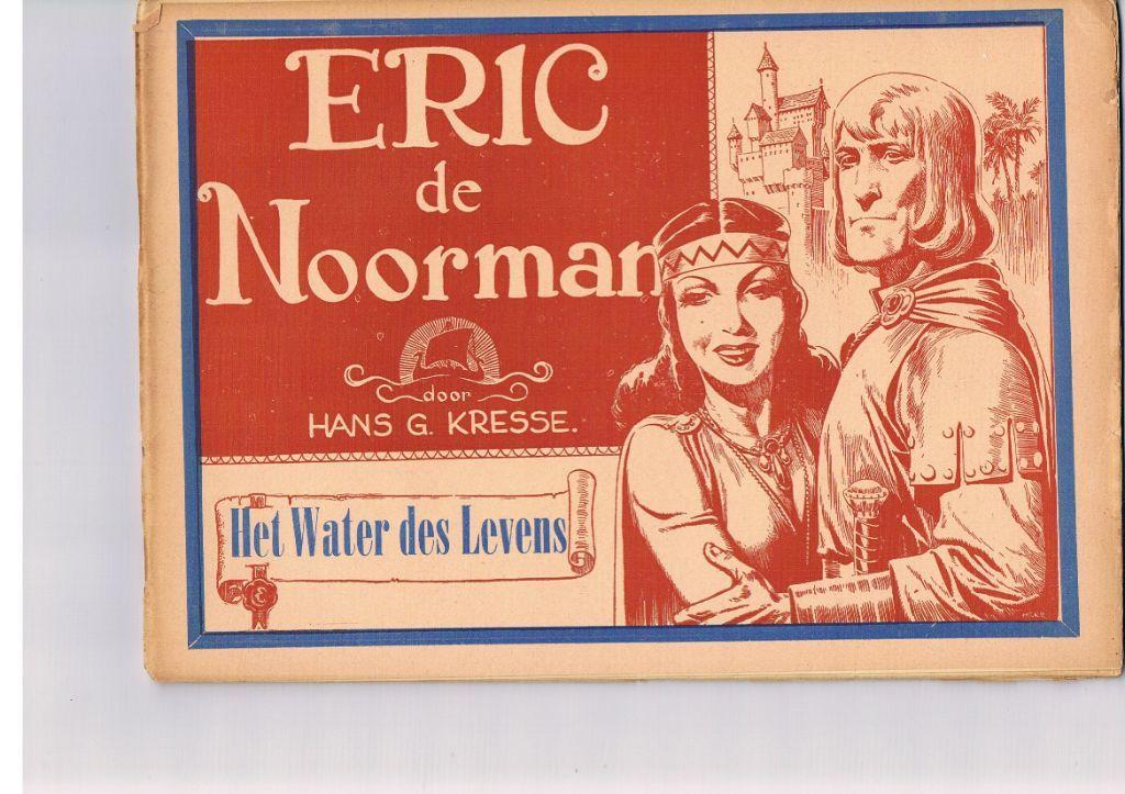 Hans G. Kresse – Eric de Noorman – Vlaamse reeks deel 6