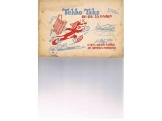 Tekko Taks en de 20 dagen