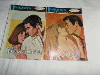 Beeldromans voor dames