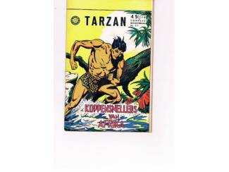 Tarzan ATH nr. 27 Koppensnellers van Afrika