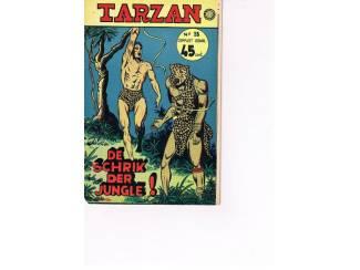 Stripboeken Tarzan ATH nr. 23 De schrik der jungle!