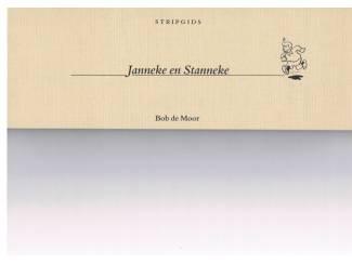 Stripboeken Janneke en Stanneke door Bob de Moor