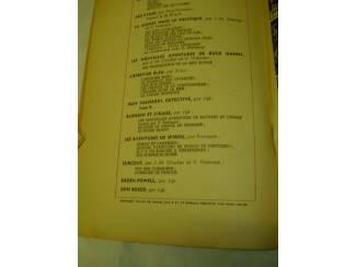 Stripboeken Buck Danny: Les Pirates du Désert. 1e druk 1952.