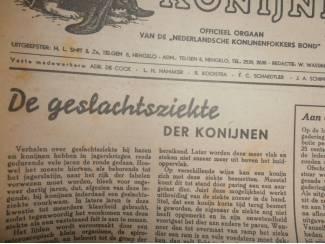 AFGEPRIJSD: Onze Konijnen 1947