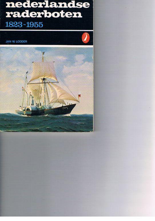 Nederlandse Raderboten 1823-1955 – J.W. Lodder