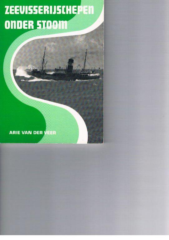 Zeevisserijschepen onder stoom 1 – A.v.d. Veer