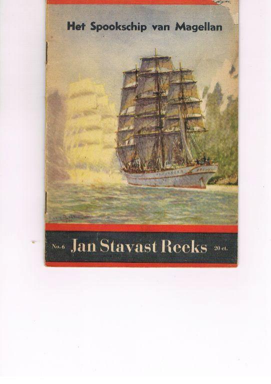 Jan Stavast Reeks nr. 6