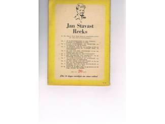 Avontuur en Actie Jan Stavast Reeks nr. 7