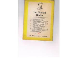 Avontuur en Actie Jan Stavast Reeks nr. 8