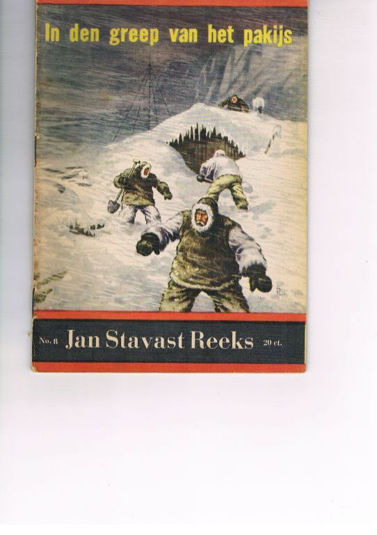Jan Stavast Reeks nr. 8