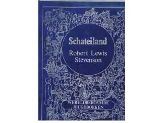 Robert Lewis Stevenson – Schateiland