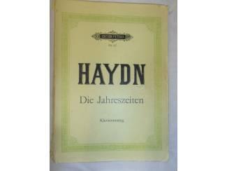 Bladmuziek 27. Haydn. Die Jahreszeiten. Piano uitvoering.