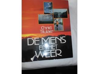 Overige Boeken en Diversen Chriet Titulaer – De mens en het weer