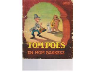 Tom Poes en Mom Bakkesz 1951