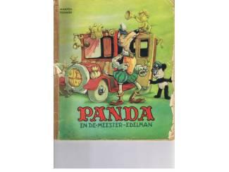 Panda en de meester-edelman 1952