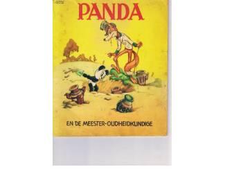 Panda en de meester-oudheidkundige 1953